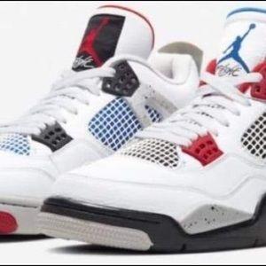 Jordan 4. Vapormax